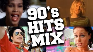 Hit Songs of the 90's Mix 📀 Best Music of the 1990's