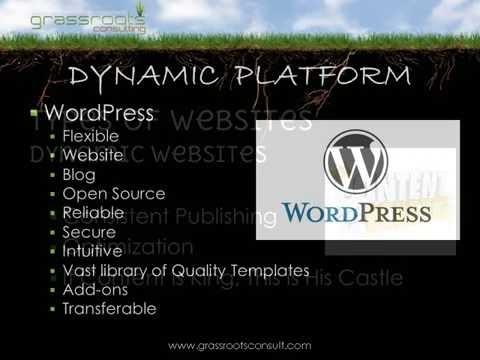 7.)   Types of Websites