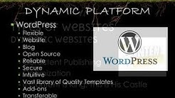 7.)   Types of Websites