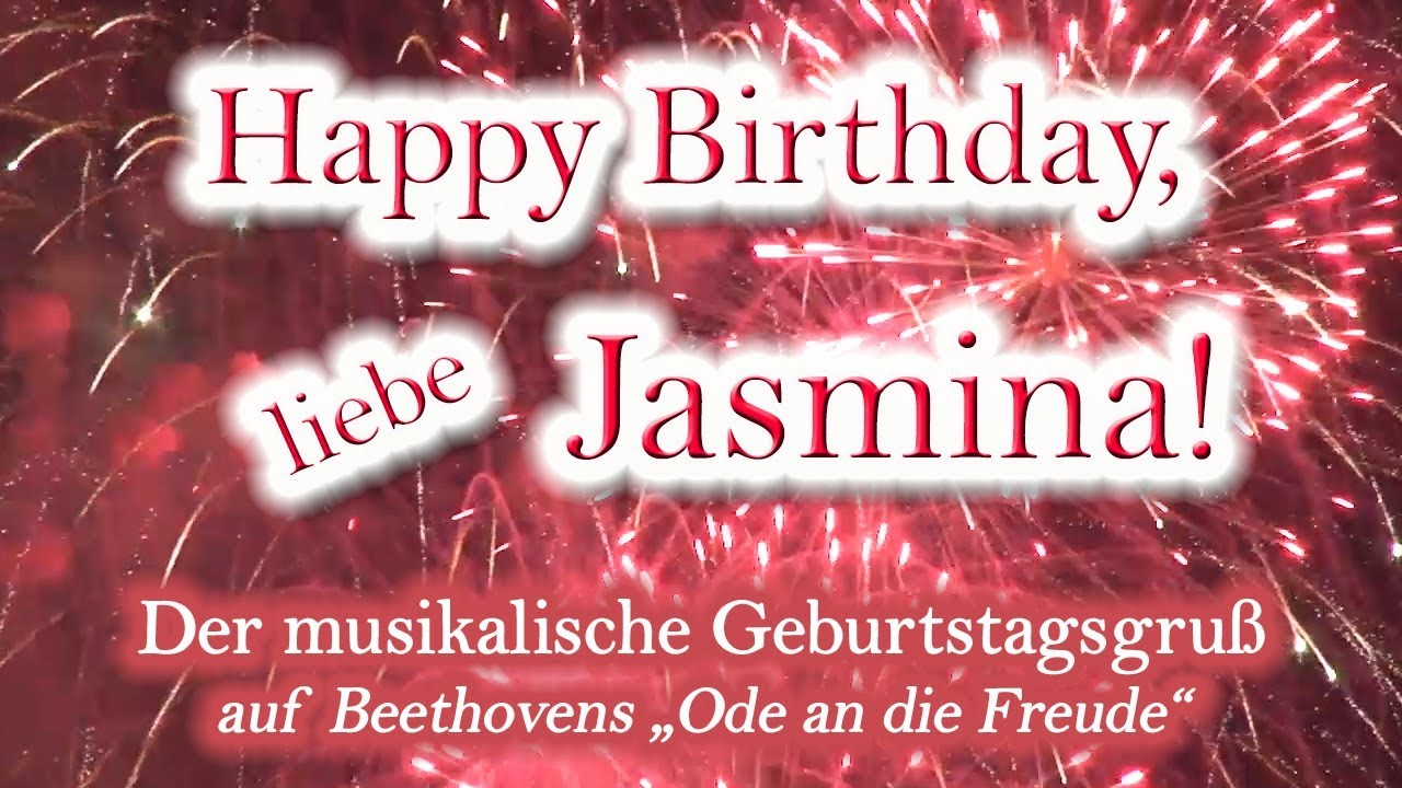 Wishing Someone A Happy Birthday In German