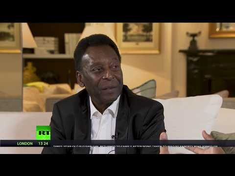 'I promised my father I would win the World Cup' - Pele to RT