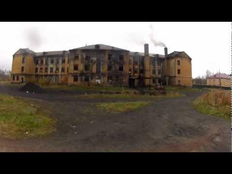 From Camping Place To Kandalaksha / Кандалакша (05.10.2012) [HD]