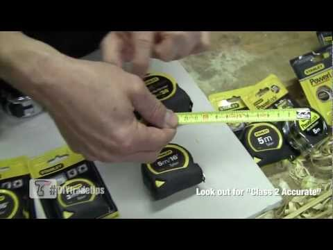 How to Choose a Tape Measure - a Toolstop Buying Guide