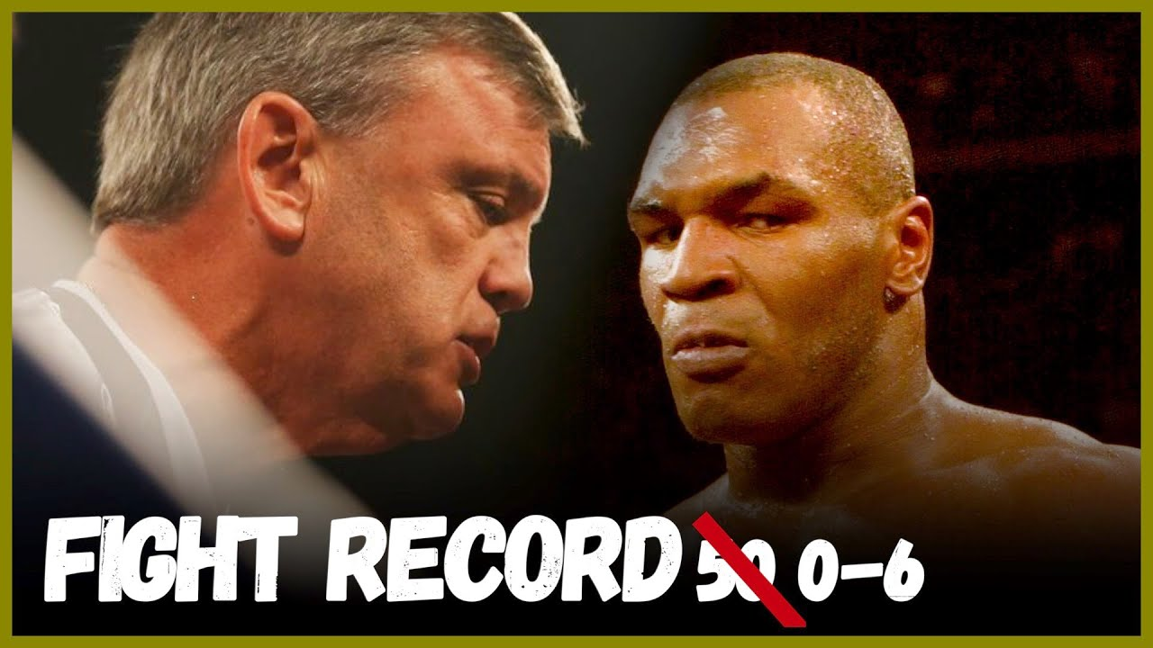Mike Tyson Never Won A Fight | Teddy Atlas