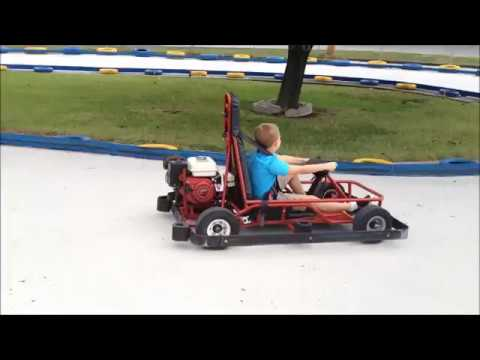 THE TRACK BRANSON MO   ROOKIE GO-KARTS