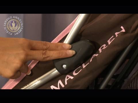 5aa06d4f3 Retiro del Mercado de Cochecitos Maclaren - YouTube