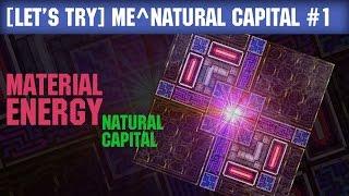 [Let's try] ME^Natural Capital #1(Пробуем квестовую сборку Material Energy ^ Natural Capital на лаунчере Curse, Страница сборки на сайте Curse: http://minecraft.curseforge.com/..., 2016-03-03T08:00:00.000Z)