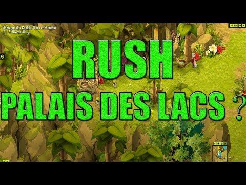 DOFUS ILYZAELLE: RUSH PALAIS DES LACS ?!?