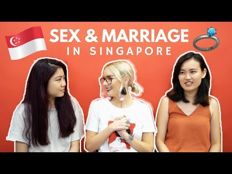 SINGAPOREANS THOUGHTS ON SEX AND MARRIAGE