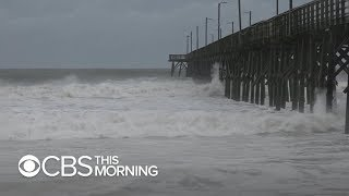 "Storm chaser: Hurricane Florence went from ""zero to crazy in no time"""