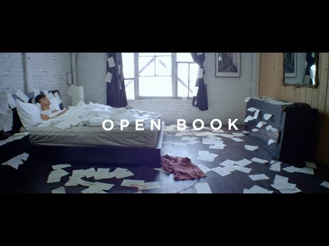Jacob Whitesides - Open Book (Official Video)