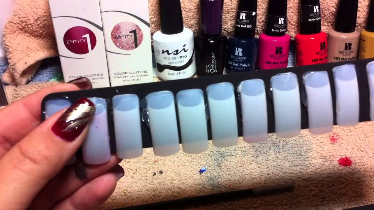 Diy nail art display youtube prinsesfo Image collections