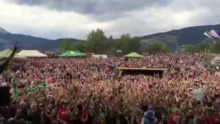Dorfrocker  quot;Dorfkindquot; live in Südtirol