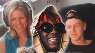 Mom reacts to Lil Yachty @lilyachty