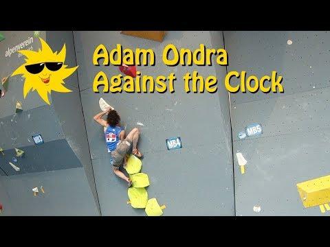 Adam Ondra Against the Clock   Sunday Sends