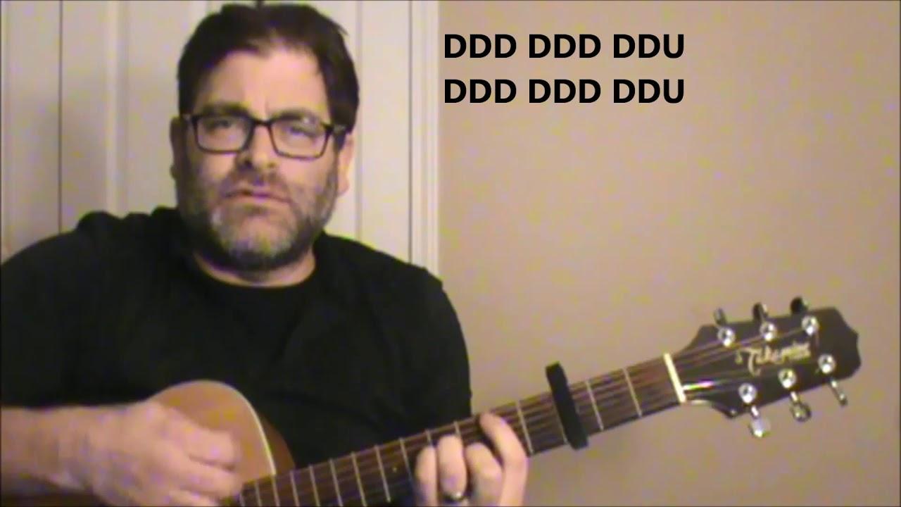 how to play bush glycerine acoustic