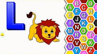#Learn #Alphabet   ABC Preschool Learning A for APPLE for Children and kids Educational Videos 2019