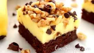 Chunky Monkey Brownies Recipe - Cincyshopper