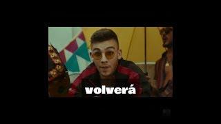 Dejala Que Vuelva - Piso 21 ft ( Manuel Turizo)  2017