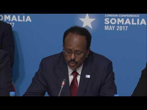 Future for Somalia: Opening Session (Somali)