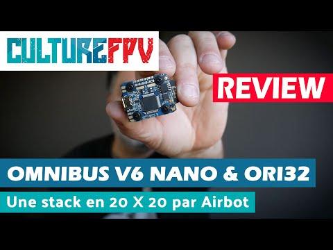 Original Airbot Omnibus V6 nano et ESC 4 en 1 Ori32