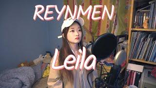 Reynmen - Leila  Koreli kiz cover  Resimi