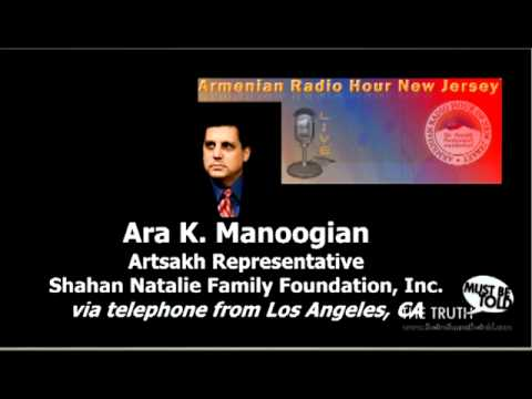 Armenian Radio discusses the murder of Dr. Vahe Avetyan and