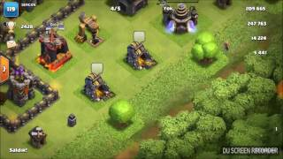 clash of clans grafik hatası