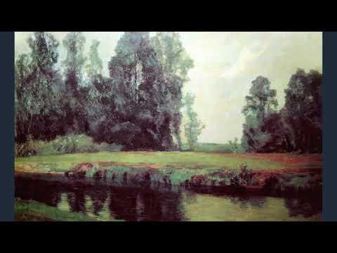 Бакшеев Василий Николаевич (1862-1958) Пейзаж