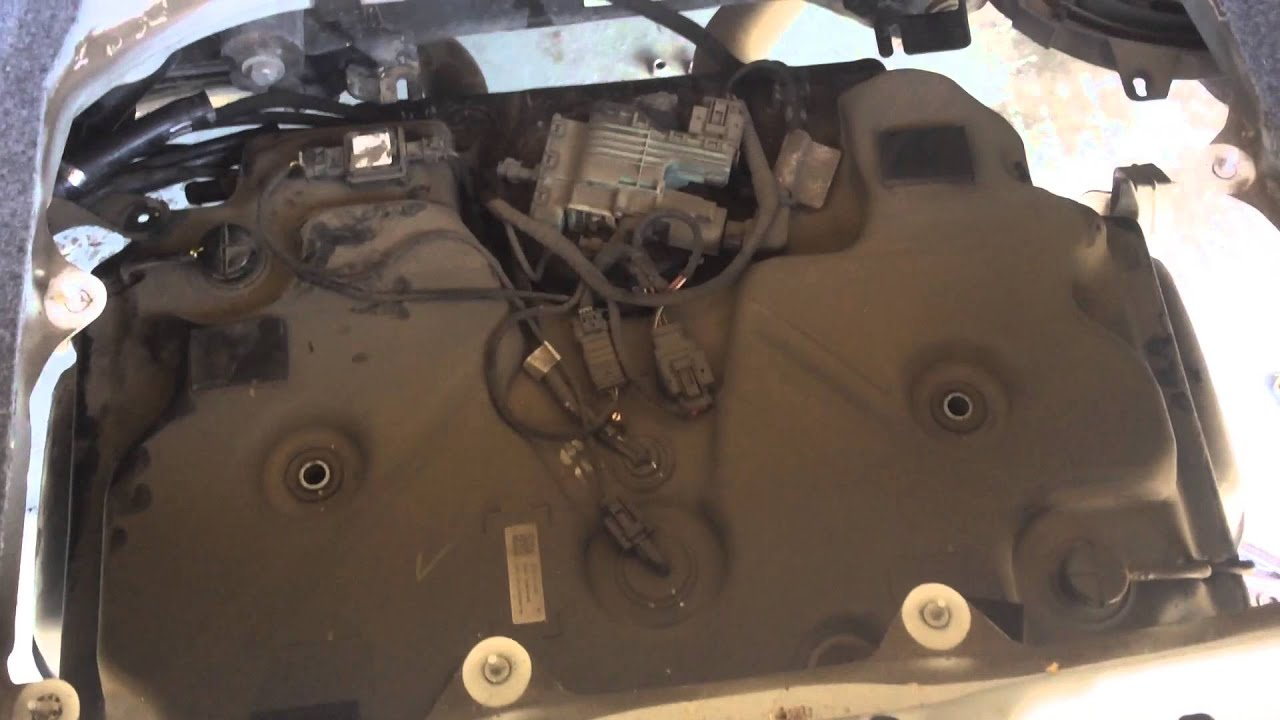 Diesel Exhaust Fluid >> Bmw 335d active tank - YouTube