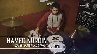Video Cover Drum Sambalado Ayu Ting-ting (Hamed Nurdin) download MP3, 3GP, MP4, WEBM, AVI, FLV Desember 2017