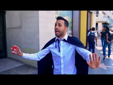 Thumbnail: Magic Fail | Anwar Jibawi