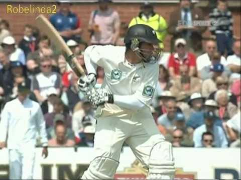 *NZ GOLD* Ross Taylor 154* vs England - 2nd test 2008, Old Trafford