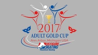2017 Adult Gold Cup Awards