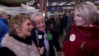 Llywydd Sir Nawdd y Ffair   Sponsor County President
