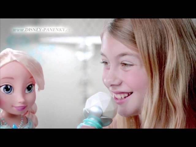 4983c8fb2 Ľadové kráľovstvo - Spievajúca Elsa - Bábika | Alza.sk