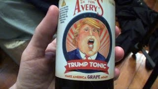 Brad Tries Trump Tonic