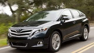 Toyota Venza 2013 Videos