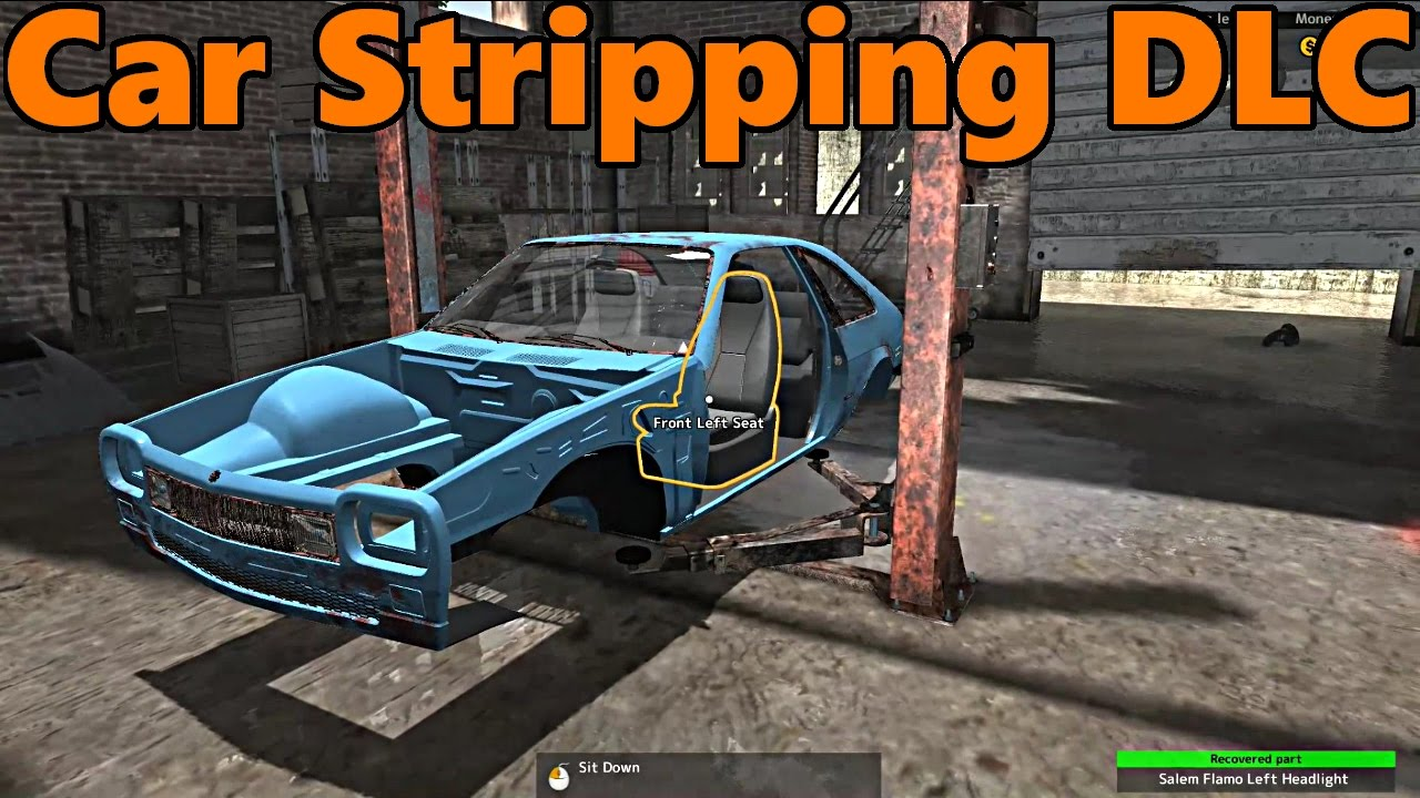 Car Mechanic Simulator 2015 | Gameplay | Tempest Magnum AWD