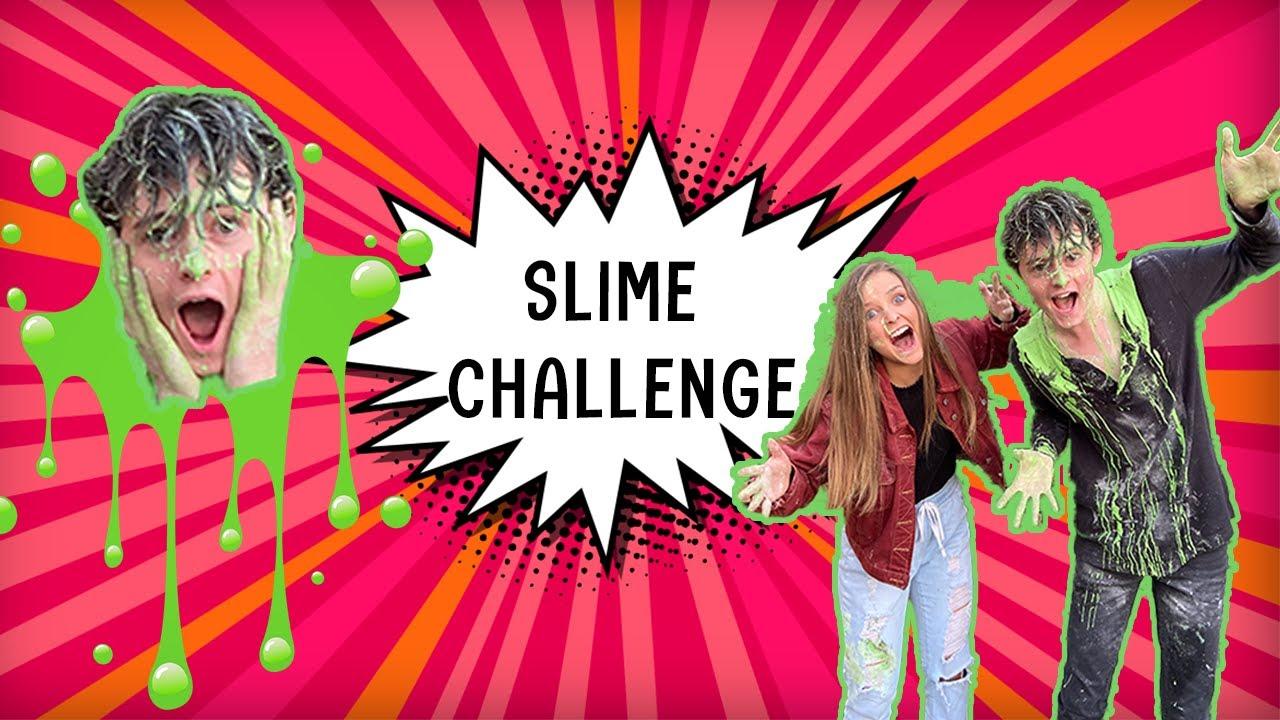 OOSH TV Episode 3 - Boy vs Girl Slime Battle