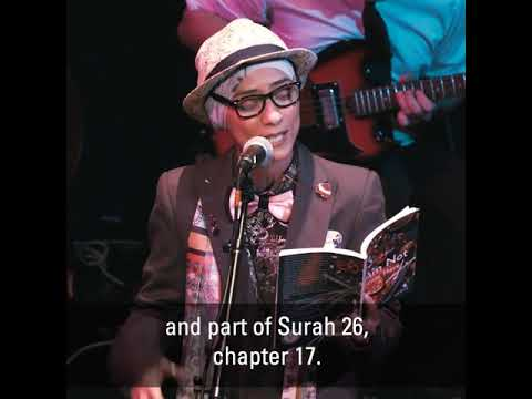 Amerah Saleh - Donald Trump - Live at Tongue Fu