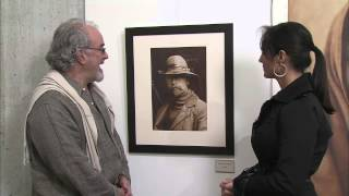 Edward Curtis Photography Exhibit - Native Report