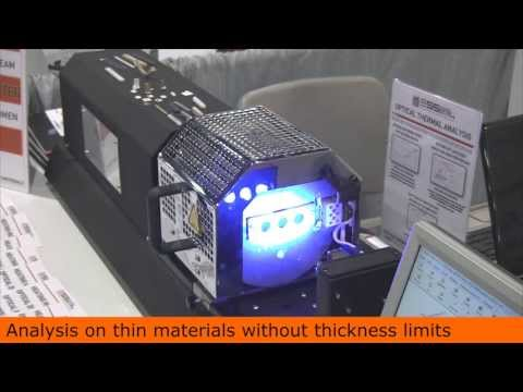 Optical Thermal Analysis Expert system solutions pittcon 2013