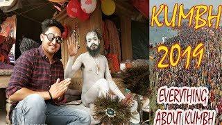 Kumbh Mela 2019 Prayagraj | Naga Sadhu | #kumbh_2019 #prayagraj #kumbh