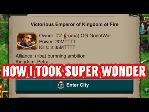 Game of War: I'm Emperor and How LOL