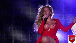 beyonce surprise cmas performance announced hours before show