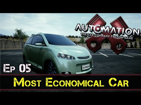 Most Economical Car :: Automation Game :: E5 :: Z One N Only