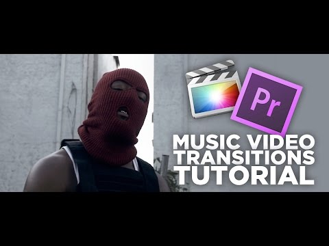 Music Video Transitons Tutorial (NO PLUGINS REQUIRED)
