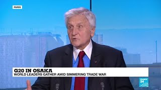 """Former ECB president on G20: """"It is irreplaceable"""""""