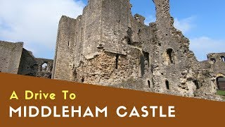 A Drive To Middleham Castle   Easter Trip To Hawes 2019